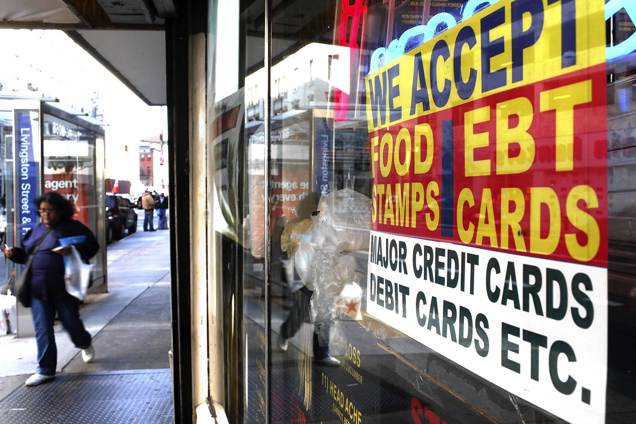 Foodstamp Cuts To Hit 2 Million Illinois Residents Starting Today Chicago  Tribune
