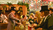 California: Bay Area fair transports visitors to Dickens' London