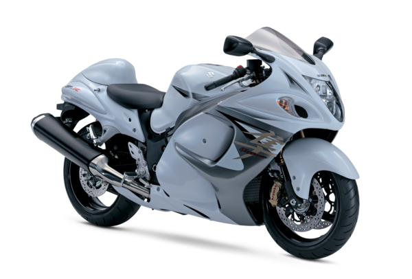 The 2013 Suzuki Hayabusa is a road rocket with newly improved disc brakes that make the bike's insane speed a little less insane.