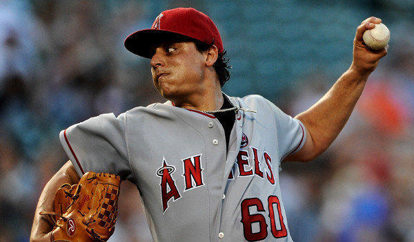 Jason Vargas went 9-8 with a 4.02 earned-run average in 24 starts for the Angels last season.