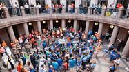Appeals court lifts injunction on Texas abortion law