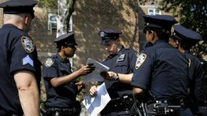 New York's stop-and-frisk ruling blocked