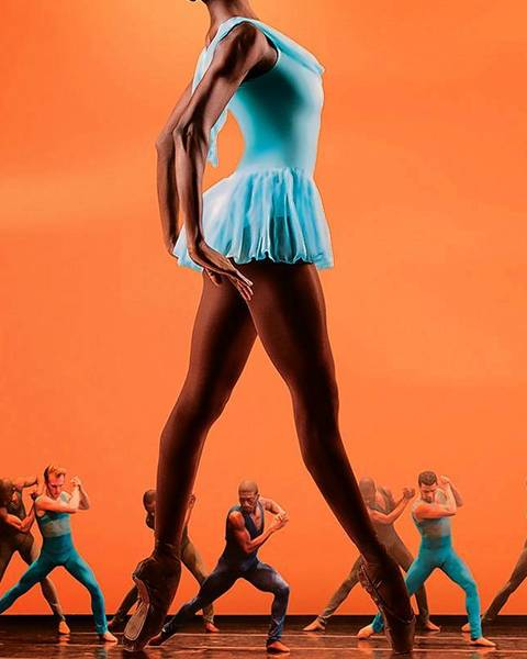 Dance Theatre of Harlem will perform May 17-18 in Norfolk's chrysler Hall as part of the 2014 Virginia Arts Festival