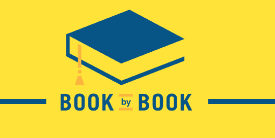 Capital One Bank's Book by Book will donate up to 50,000 books to kids.