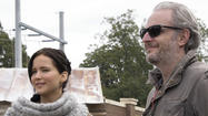 'Hunger Games: Catching Fire': Francis Lawrence adapts to Panem life