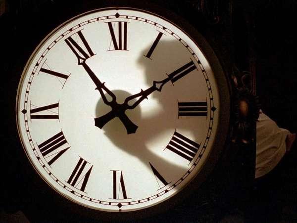 Daylight Saving Time 2013 ends Sunday, Nov. 3, at 2 a.m.