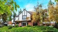 Gerard Way's Tarzana home