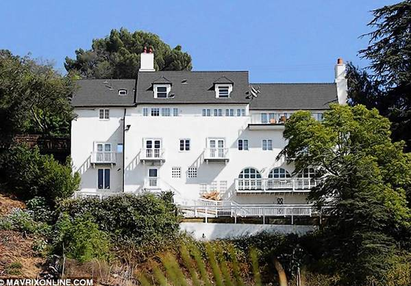 Russell Brand — he of the off-color humor and wild-eyed visage — has bought a character-filled home in Hollywood Hills West for $2.224 million.