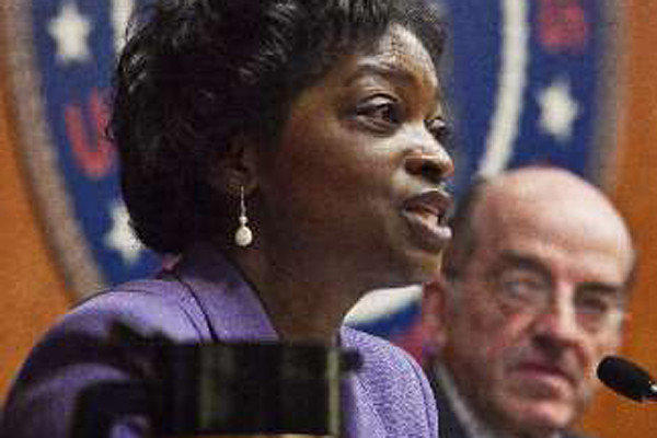 Acting FCC Chairwoman Mignon Clyburn is not a fan of the sports blackout rule.