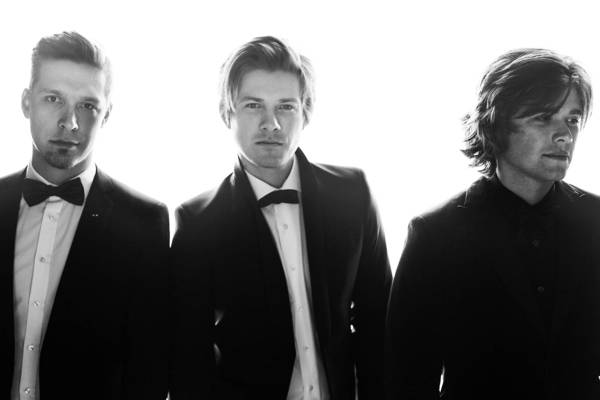 Hanson brothers Isaac, Taylor and Zac play at Epcot's Food & Wine Festival Nov. 4-5.
