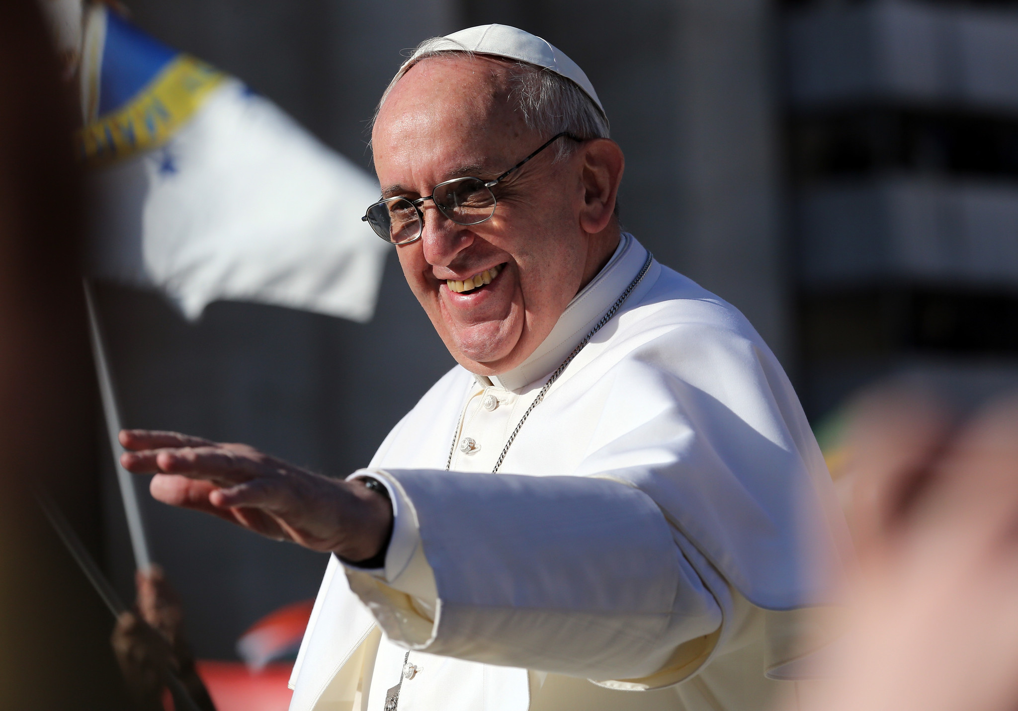 Lessons in leadership from Pope Francis