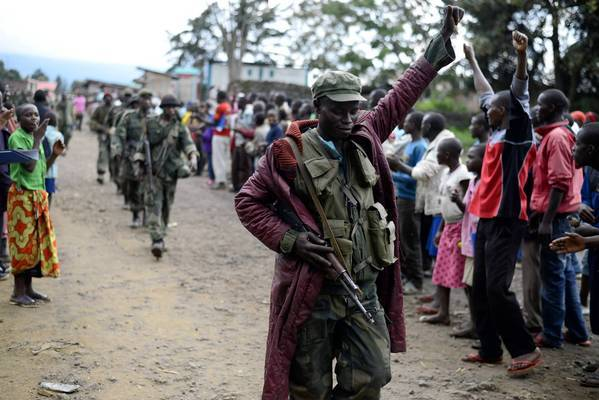 Congo, U.N. deal blow to M23 rebels