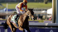 Breeders' Cup Distaff: Beholder beats talented field with ease