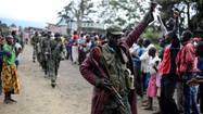 Success against Congo rebels may signal sea change in peacekeeping