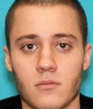 Suspect LAX shooter Paul Ciancia.