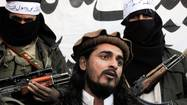 U.S. drone strike hits home of Pakistani Taliban leader