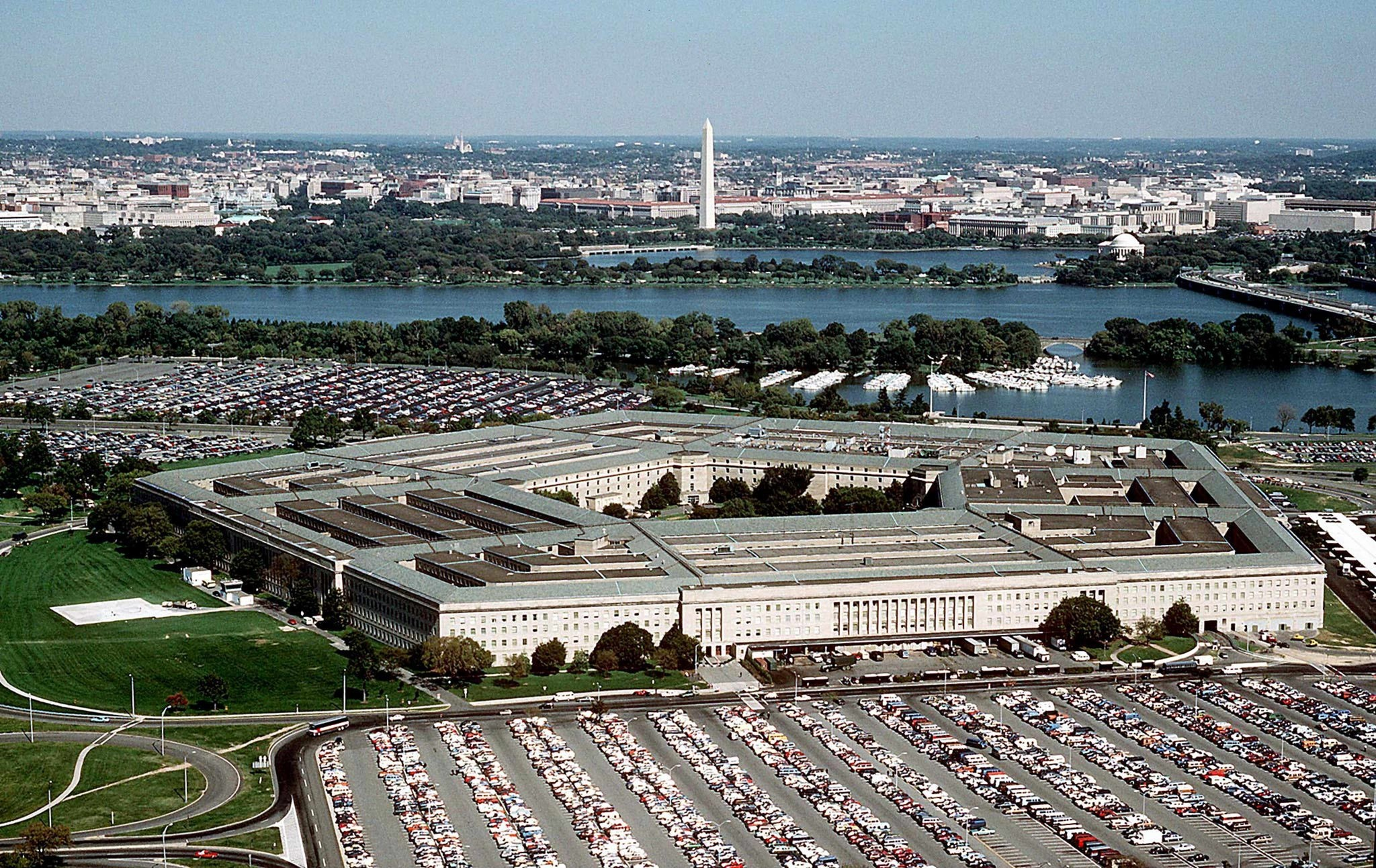 The Pentagon.