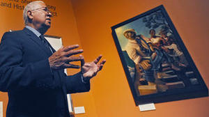 New exhibit at Lewis Museum chronicles black history from 1600s to present