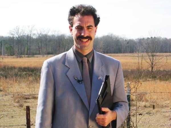 Borat fxx