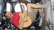 Col. Chris Hadfield talks about staying in shape while living in space