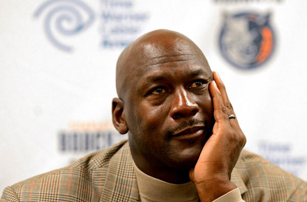 Charlotte Bobcats owner Michael Jordan says his franchise will not lose games on purpose to increase the chances of improving their draft position.