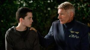 Box office: 'Ender's Game' moves only a few spaces