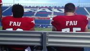 FAU players show team solidarity with jerseys