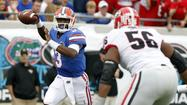 <b>Pictures:</b> Florida Gators vs. Georgia Bulldogs
