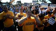 El Super employees want fair wages, sick leave and respect