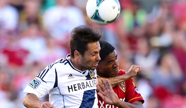 As the Galaxy's Marcelo Sarvas, left, and Real Salt Lake's Khari Stephenson prepare for their playoff matchup Sunday, a group of investors is working to start an MLS team in Orlando.