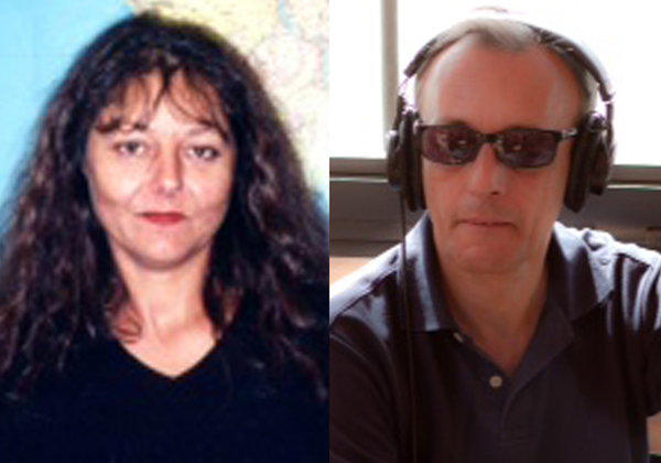 Journalists Ghislaine Dupont, left, and Claude Verlon are shown in undated photos provided by Radio France International. French and Malian officials said gunmen in Kidal, northern Mali, abducted and killed the two French radio journalists on assignment Saturday.