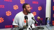 Tajh Boyd on homecoming