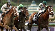 Breeders' Cup Classic: Mucho Macho Man wins by a whisker