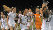 No. 1 McDonogh girls soccer beats No. 4 Spalding for IAAM A Conference title