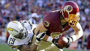 Redskins rally to beat Chargers in overtime, 30-24