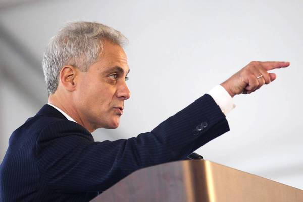 Where does Mayor Rahm Emanuel stand on the Yes for Independent Maps campaign?