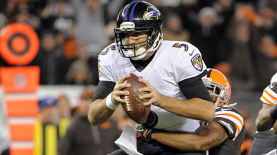 Ravens' slide continues after bye week in 24-18 loss to the Cle…