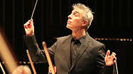 Review: Pasadena Symphony's David Lockington signals new direction