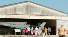 Nike Missile Base in Everglades National Park.