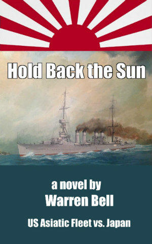 """Hold Back the Sun,"" new in military fiction, by Williamsburg's Warren Bell."