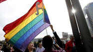 Republican support pushes gay rights bill closer to Senate passage