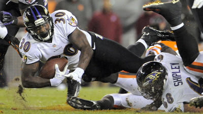 Ravens snap count observations from Sunday's loss to the Clevel…