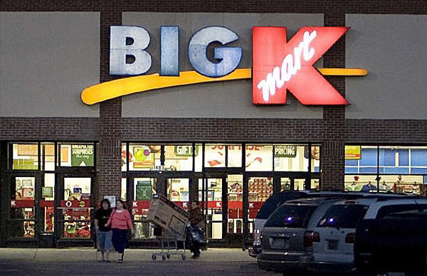 Kmart will open its doors at 6 a.m. on Thanksgiving -- and stay open for 41 hours straight.