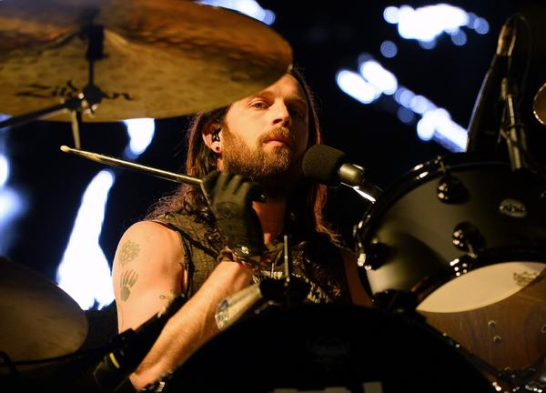 Drummer Nathan Followill and his Kings of Leon band will headline the first night of the 24th annual KROQ Almost Acoustic Christmas benefit concert in Los Angeles on Dec. 7.