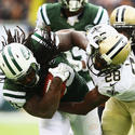 New Orleans Saints at New York Jets