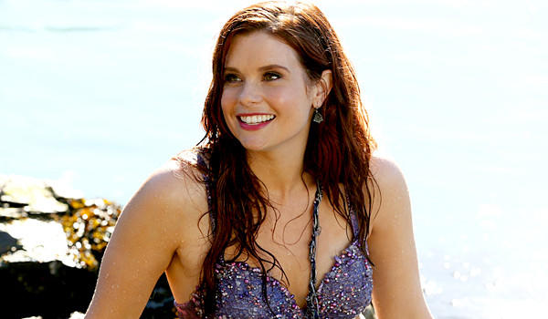 "A mermaid named Ariel (JoAnna Garcia Swisher) comes to the rescue in the latest episode of ""Once Upon a Time."""