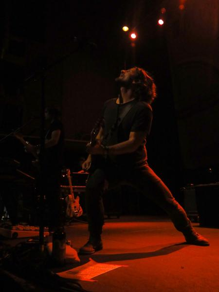 Matt Nathanson performed Friday at Rams Head Live.