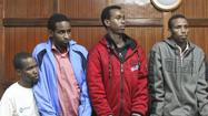 Kenya mall attack: Four Somalis charged with aiding deadly assault