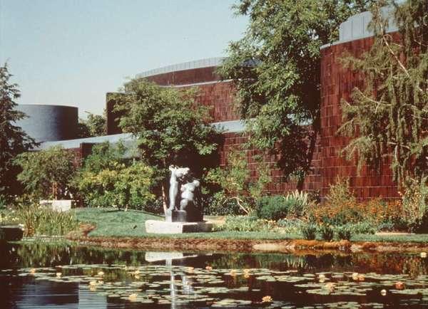The Norton Simon Museum in Pasadena.