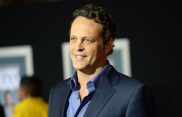 """Vince Vaughn talks about his new film """"Delivery Man"""" at the film's Hollywood premiere"""